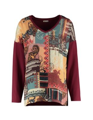 Deerberg Shirt Folke bunt