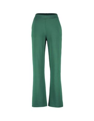 Deerberg Jersey-Hose Danetta zederngrün