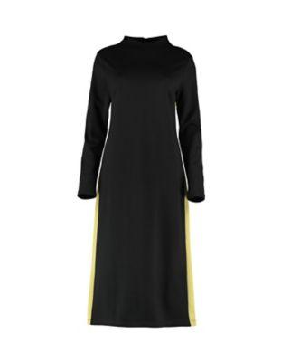 Deerberg Jersey-Kleid Davika schwarz