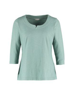 Deerberg Jersey-Shirt Fayna kupfergrün