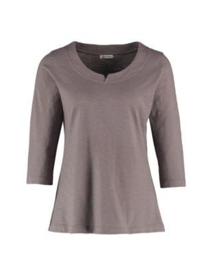 Deerberg Jersey-Shirt Fayna asphalt