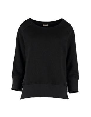 Deerberg Sweatshirt Bracha schwarz