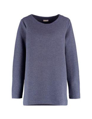 Deerberg Shirt Jayde marine-melange