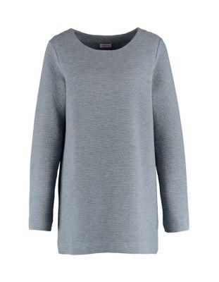 Deerberg Shirt Jayde grau-melange