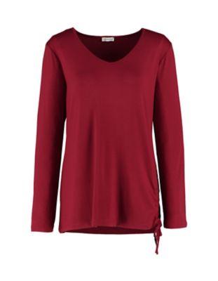 Deerberg Jersey-Shirt Yusra retrorot