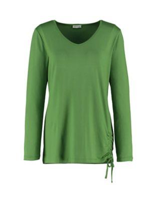 Deerberg Jersey-Shirt Yusra grasgrün