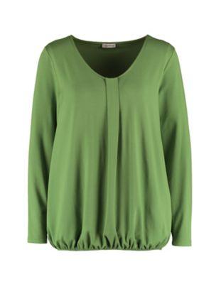 Deerberg Jersey-Shirt Verica grasgrün