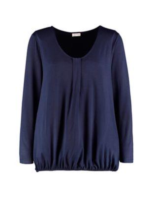 Deerberg Jersey-Shirt Verica marine