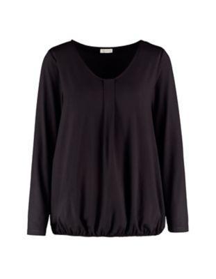 Deerberg Jersey-Shirt Verica schwarz
