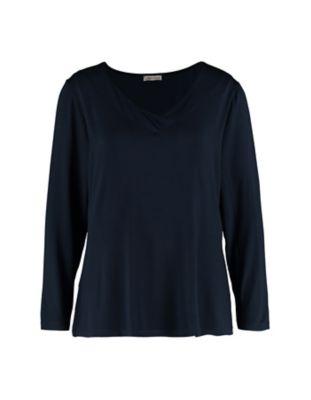Deerberg Jersey-Shirt Leelou marine