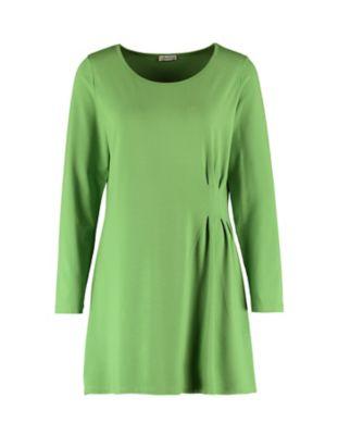 Deerberg Jersey-Tunika Malenga grasgrün
