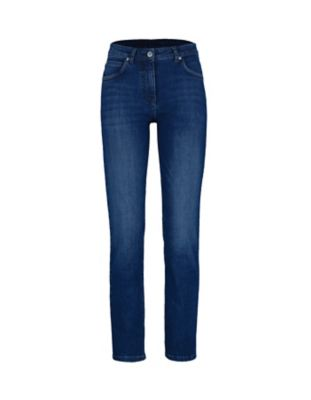 Deerberg Slim-Fit-Hose Ariela dark-denim