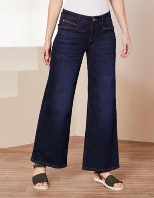 Deerberg Relaxed-Fit-Jeans Tindaya dark-denim