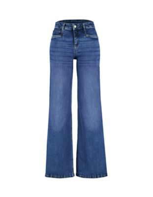 Deerberg Relaxed-Fit-Jeans Tindaya blue-used