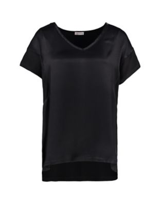 Deerberg Shirt Goda schwarz