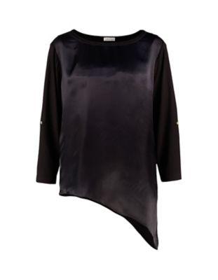 Deerberg Shirt Parvin schwarz