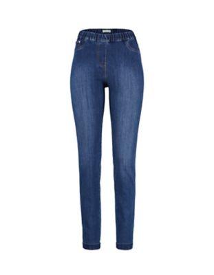 Deerberg Slim-Fit-Jeans Tammy Bio dark-denim