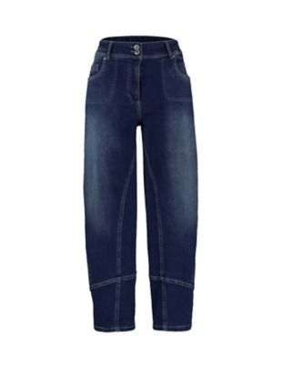 Deerberg Relaxed-Fit-Jeans Eve Bio dark-denim