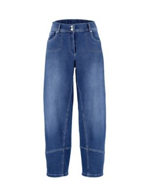 Deerberg Relaxed-Fit-Jeans Eve Bio blue-used