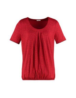 Deerberg Jersey-Shirt Katina rot