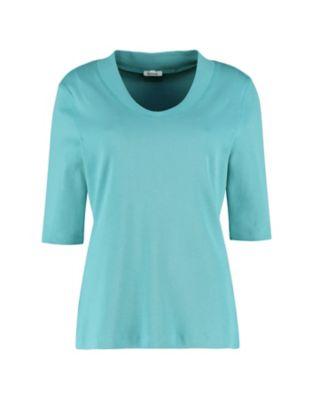 Deerberg Shirt Gebka topasblau