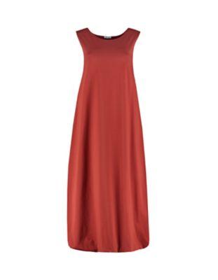 Deerberg Jersey-Kleid Carlie klinkerrot
