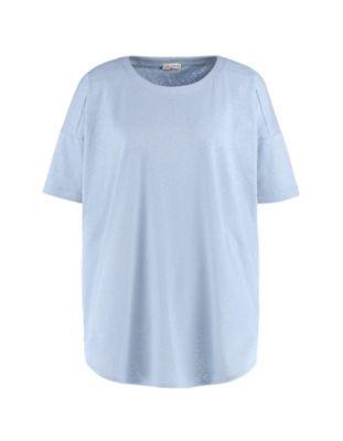 Deerberg Shirt Lamalie balticblau