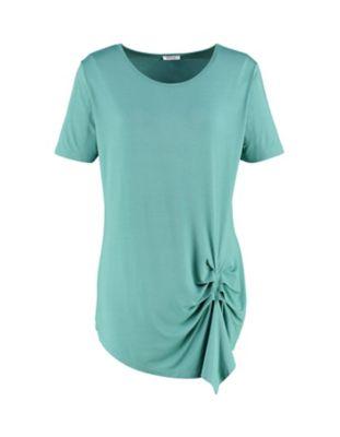 Deerberg Shirt Turid kupfergrün