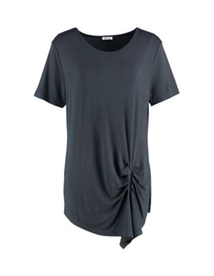 Deerberg Shirt Turid anthrazit
