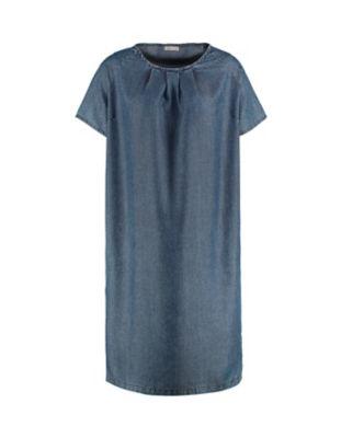 Deerberg Tencel-Kleid Elisabeta mid-denim