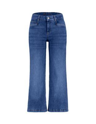 Deerberg 7/8-Jeans Dawina blue-used