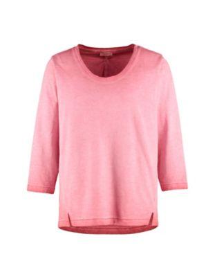 Deerberg Jersey-Shirt Assja nelkenrot