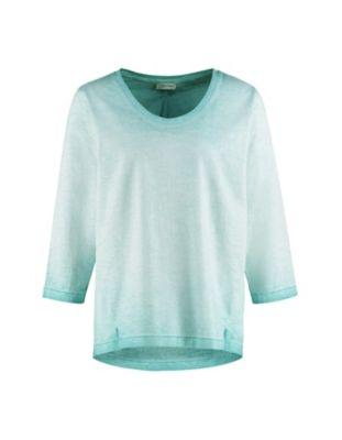 Deerberg Jersey-Shirt Assja topasblau