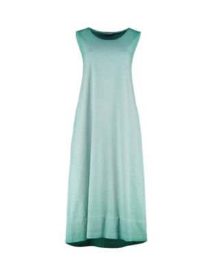 Deerberg Jersey-Kleid Berta smaragdgrün