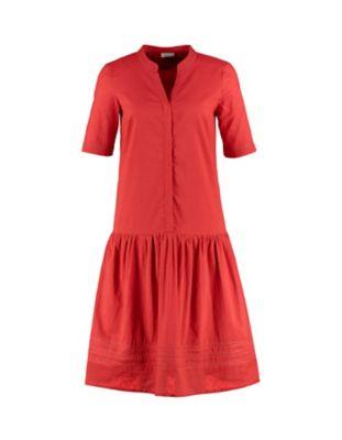 Deerberg Kleid Imla rot