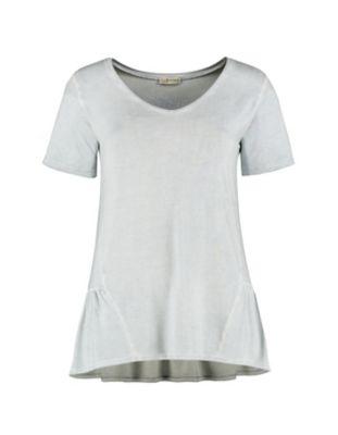 Deerberg Jersey-Shirt Seniye hellblau-washed