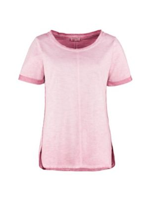 Deerberg Shirt Narda nelkenrot-washed