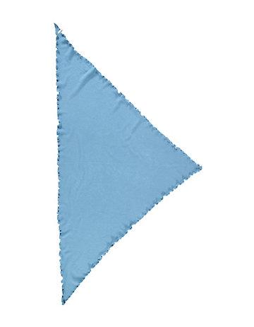 Deerberg Dreiecktuch Hotine rauchblau