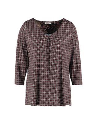 Deerberg Jersey-Shirt Jesine bunt
