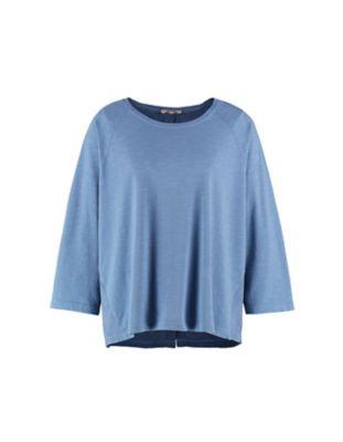 Deerberg Shirt Erja nebelblau