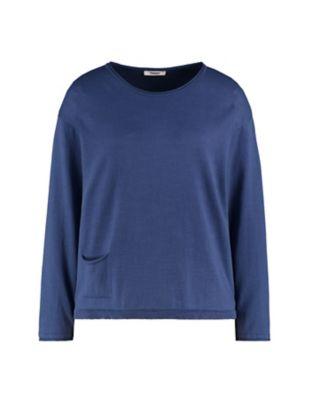 Deerberg Pullover Ettje dunkelblau