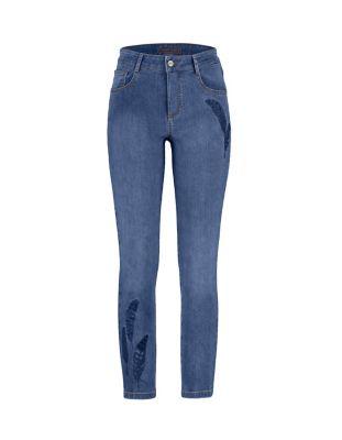 Deerberg Jeans Zhanna blue-used