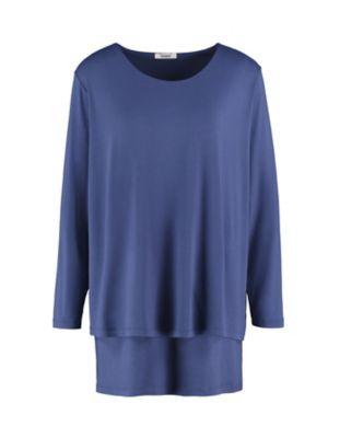 Deerberg Jersey-Tunika Grusche dunkelblau