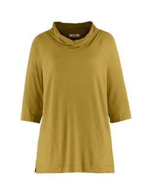 Deerberg Jersey-Shirt Ermintrud heugrün
