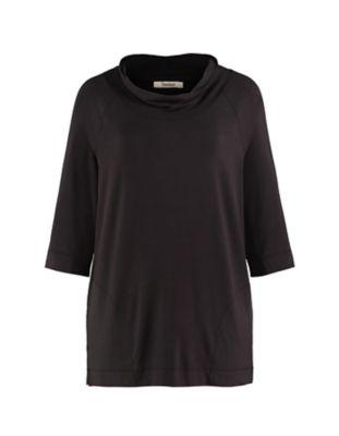 Deerberg Jersey-Shirt Ermintrud schwarz