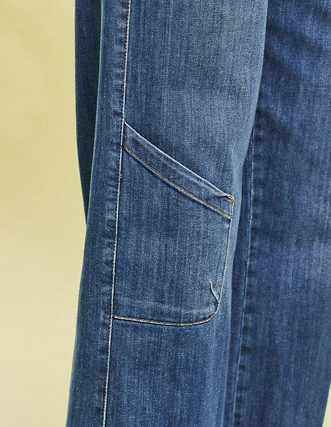 Deerberg Stretch-7/8-Jeans Babette