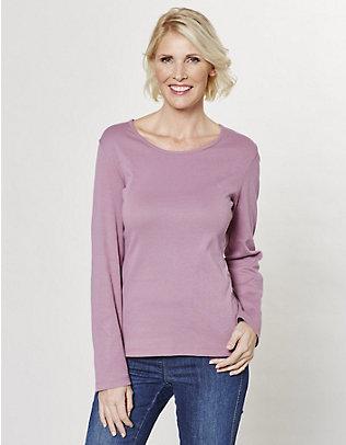 Deerberg Jersey-Shirt, langarm Cora erika