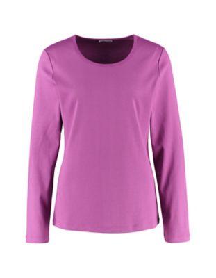 Deerberg Jersey-Shirt Cora rhododendron
