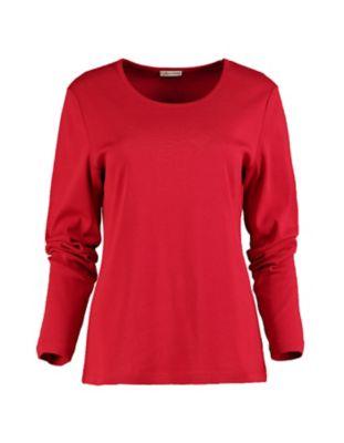 Deerberg Jersey-Shirt Cora rot