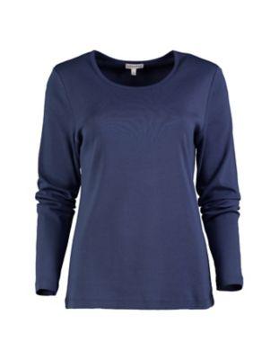 Deerberg Jersey-Shirt Cora marine